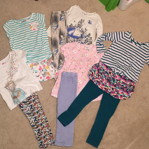 ddb7f2f77 ... Toddler Girl Sets Tops Pants Skirts 4T. M_5b89bf4ab6a942102bf44670